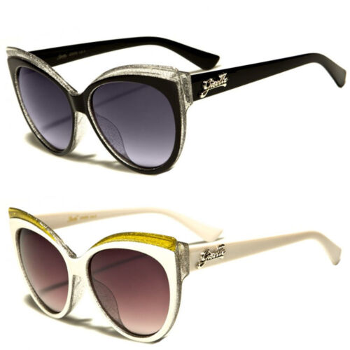 Women's Cat Eye Black Sunglasses Retro Classic Vintage Design Fashion Shades