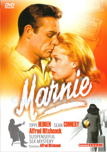 Marnie (1964) - Alfred Hitchcock, Tippi Hedren - DVD NEW