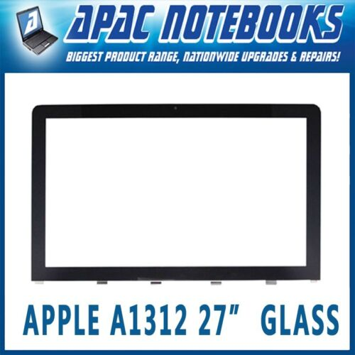 "27"" iMAC A1312 Glass Front Panel 2009-2012 (Replacement, Installation)"