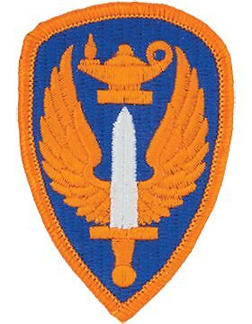 Aviation Log School Full Color Patch (P-AVNLO-F)Other Militaria - 135