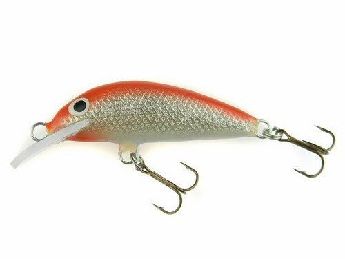 Lot 3 New Old Stock Snag Proof #707 Moss Mouse White Bass Fishing Soft Plastic