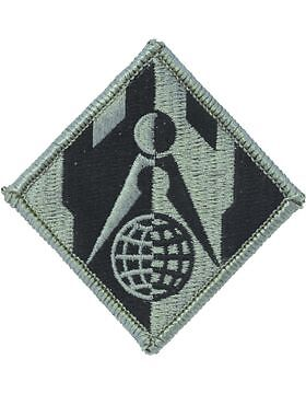 Corps Of Engineer ACU Patch with Fastener (PV-CPENG)Other Militaria - 135