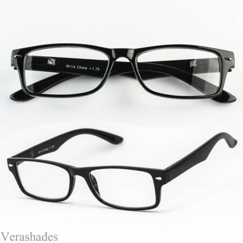 8017d4eaed New Men Women Lightweight Rectangle Small Fashion Retro Reading Glasses s