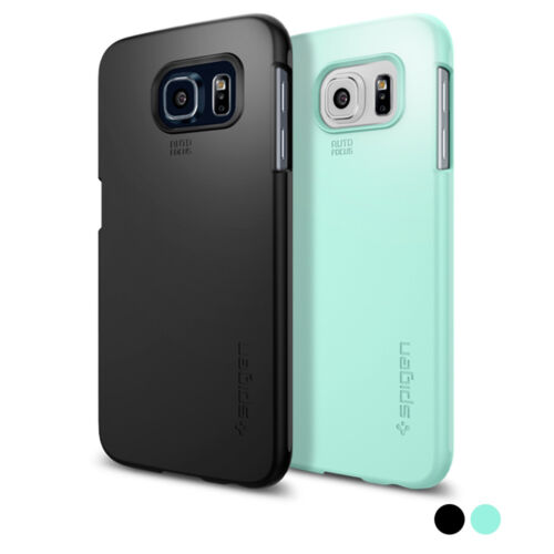 Spigen® [Thin fit] Ultra Slim PC Case Perfect Fit Cover For Samsung Galaxy S7