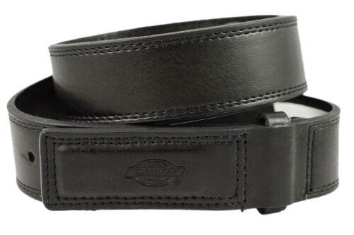 New Dickies Mens Leather Covered Buckle No Scratch Mechanics Work Belt