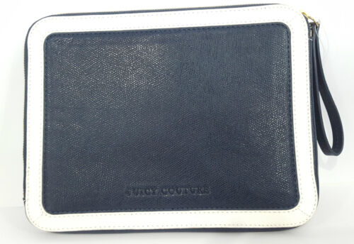 """Juicy Couture 10"""" Tablet Sleeve - Bold Blue"""