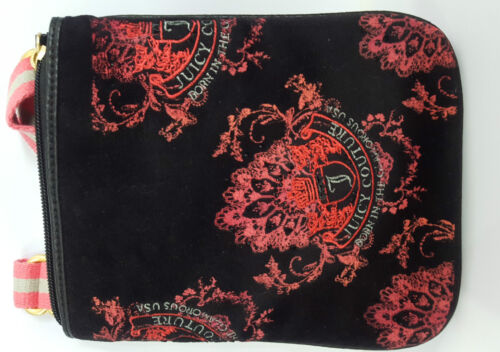 """Juicy Couture 7"""" Tablet Sleeve - Red/Black"""