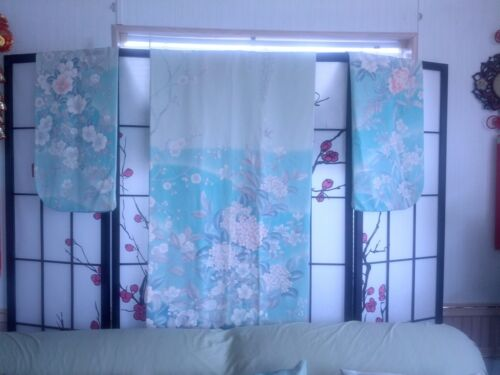 Japanese Spring Theme Furisode
