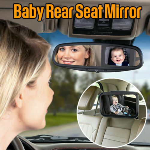Car Baby Child Seat Inside Mirror View Back Safety Rear Ward Facing AU POST
