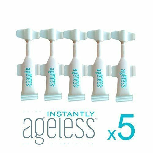 GENUINE✅ JEUNESSE INSTANTLY AGELESS™ • 5 VIALS • NEW AU SIZE✅ FAST FREE POST📮 <br/> 💯%GENUINE✅ NEW STOCK●EXP 05/20 ✅BUY WITH CONFIDENCE✅✅✅