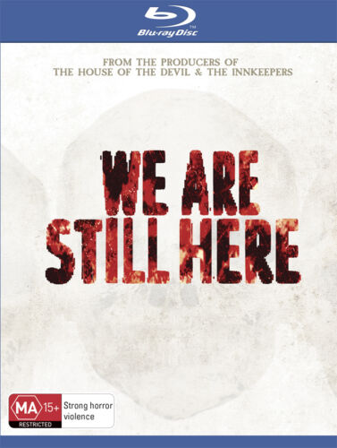 We Are Still Here (Blu-ray slipcase) - ACC0416