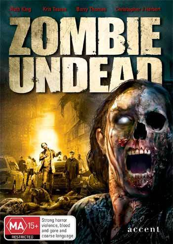 Zombie Undead (DVD) - ACC0344 (limited stock)