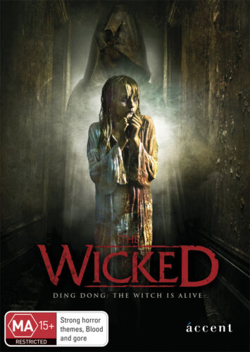 The Wicked (DVD) - ACC0277  (limited stock)