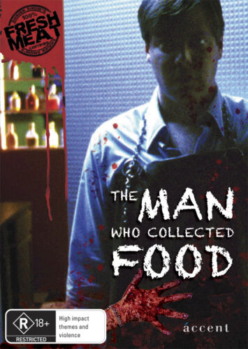 The Man Who Collected Food (DVD) - ACC0257