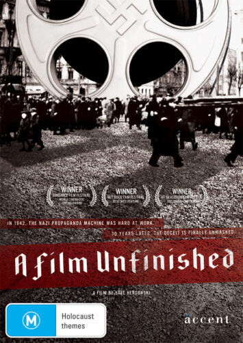 A Film Unfinished (DVD) - ACC0225