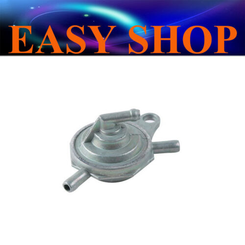 3 port Vacuum Fuel Pump Valve Switch Petcock for Gy6 50-150cc Dirt Bike Scooter