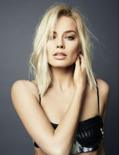 MARGOT ROBBIE HOLLYWOOD GOSSIP CELEBRITY Poster - MULTIPLE SIZES A