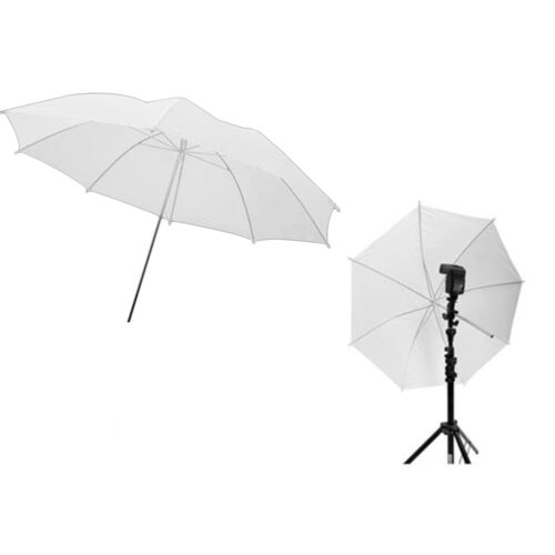 Continuous Lighting One Umbrella Light Lamp Photography Stand Kit  Photo Studio