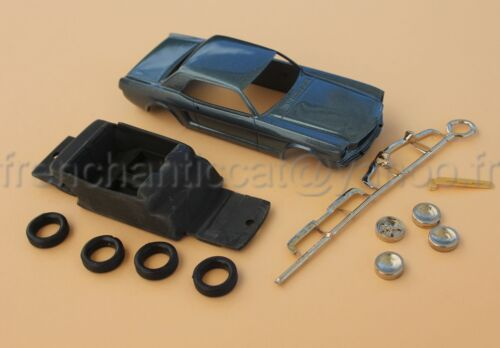 UA voiture 1/43 kit collector FORD MUSTANG coupé 1965 Heco miniatures resine