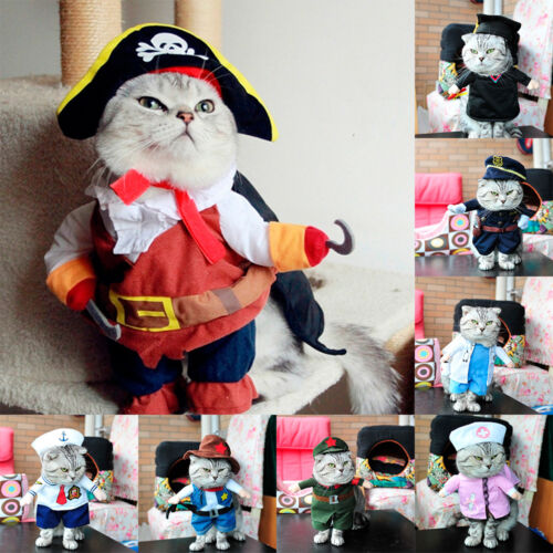Pet Costume Cute Cosplay Cat Dog Clothes Cute Party Fancy Dress Pet Clothing