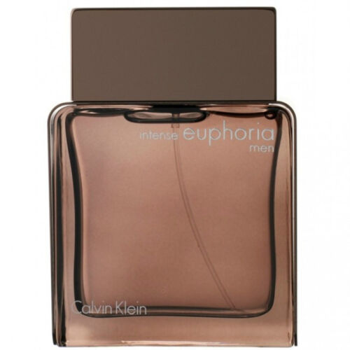 EUPHORIA INTENSE FOR MEN BY CALVIN KLEIN Cologne 3.4 OZ, EDT NEW, UNBOXED.