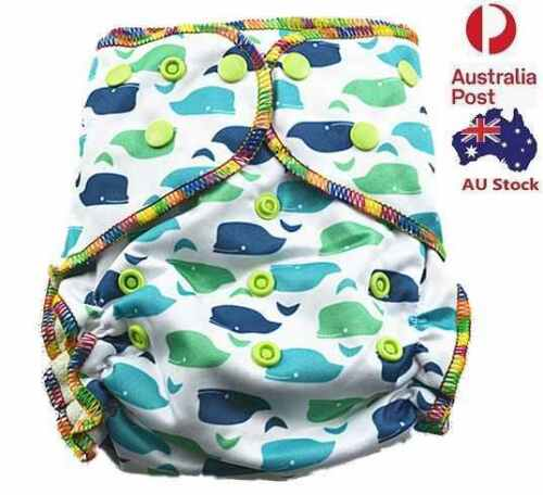 Top Quality Boyish Colour Modern Cloth Nappy Baby Boy MCN Nappy With Two Liners