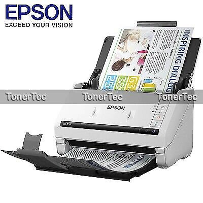 Epson WorkForce DS-530 USB One Pass Duplex Color Document Scanner NEW (RRP$549)