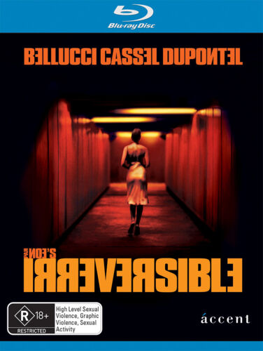 Irreversible (Blu-ray) - The Accent Films Collection - ACC0366