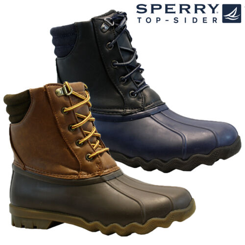 SPERRY GIRLS BOYS WATERPROOF WINTER SNOW HIKING SHOES BOOTS WELLINGTON SIZE <br/> SPECIAL OFFER***ONE WEEK ONLY***RRP £29.95