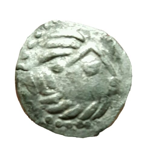 Ancient celtic coin