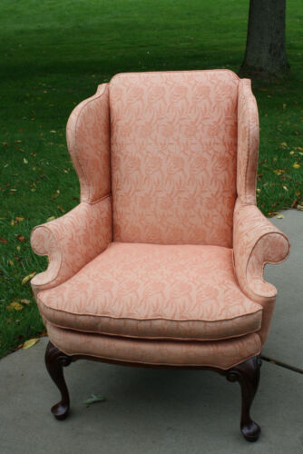 Pair of Southwood 18th Century Wingback Chairs