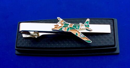 Plane Tie Bar Military Jet Tie ClipAir Force - 66528