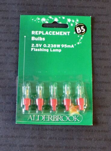 11 NOMA G1 GENUINE BULBS 10 CLEAR AND 1 FREE FUSE BULB