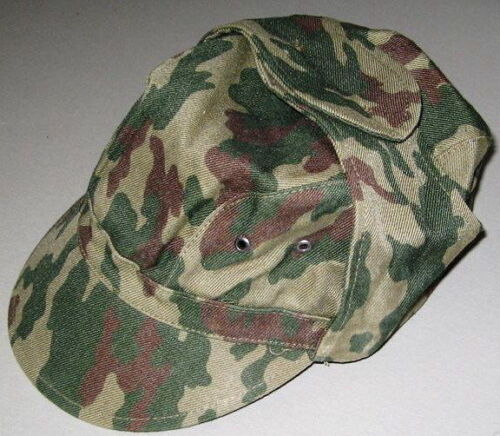 """First Camouflage Cap in Russian Army """"Flora"""" VSR93 Sz 57-60 NEW OLD STOCKOriginal Period Items - 156451"""