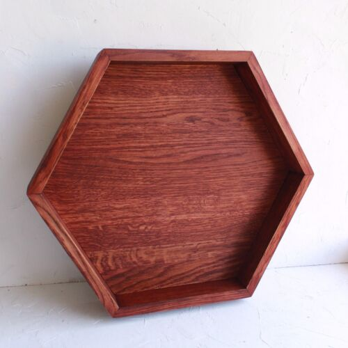 Large Wooden Coffee Table Tray