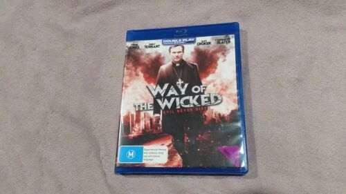 Way of the Wicked - Blu Ray  **Free Postage** Ex-Rental (Christian Slater)