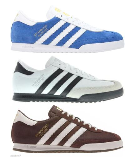 ✅24Hr DELIVERY ✅Adidas Beckenbauer Allround Mens Casual Retro Trainers Shoes £79
