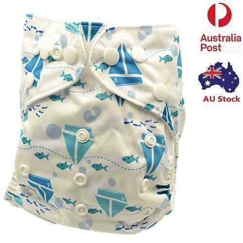 New Modern Cloth Nappies Baby Boy Nappy Pilcher Pilchers Diaper With Liner(D183)