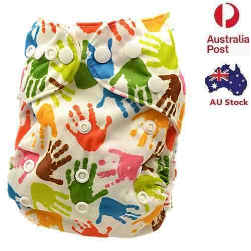 Modern Cloth Nappies Unisex Nappy Pilcher Pilchers Cloth Diaper With Liner(D185)