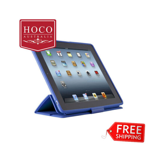 Genuine Speck PixelSkin HD Wrap for iPad 2, 4, and 4 - Blue