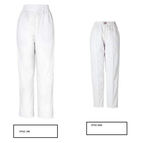 CHEROKEE SCRUBS STYLE 190 & 1020 PANTS TROUSER VARIOUS COLORS & SIZES