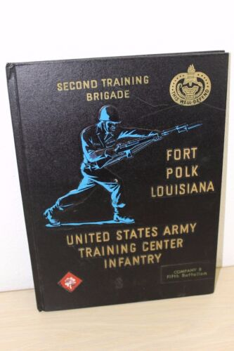 United States Army Training Center Fort Polk Louisiana Company B Second BrigadeOther Militaria - 135