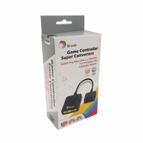 Brook Super Converter PS3 , PS4 Controller Adapter to PS2 for Console