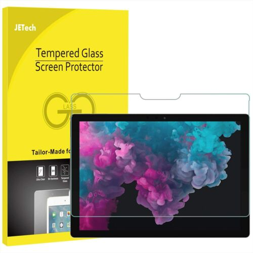 "Tempered Glass For Microsoft Surface Pro 4 5 6 7 8 Tablet 12.3"" Screen Protector"