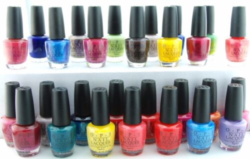 OPI Nail Polish Lacquer Assorted Colors Match OPI GelColor Choose One Part 2 NEW