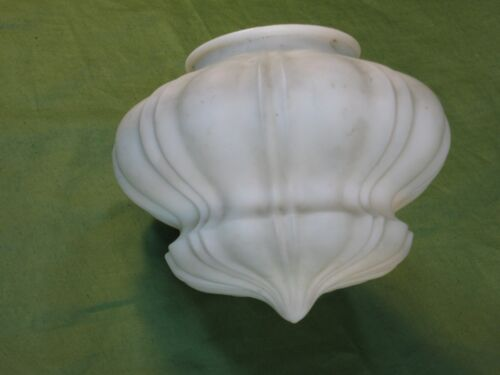 Vintage Empire Light Shade Frosted Glass