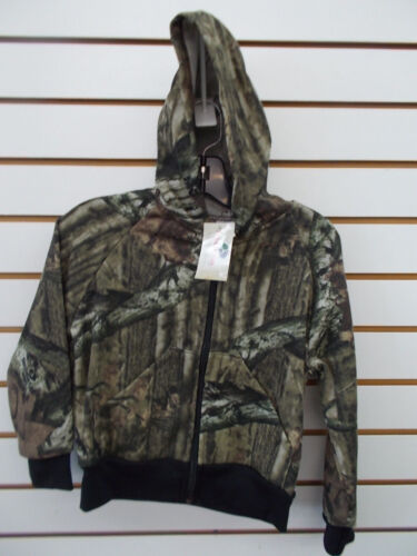 Infant, Toddler, & Boys Mossy Oak Camo Hoodie SIze 0/6 Months - 8/10