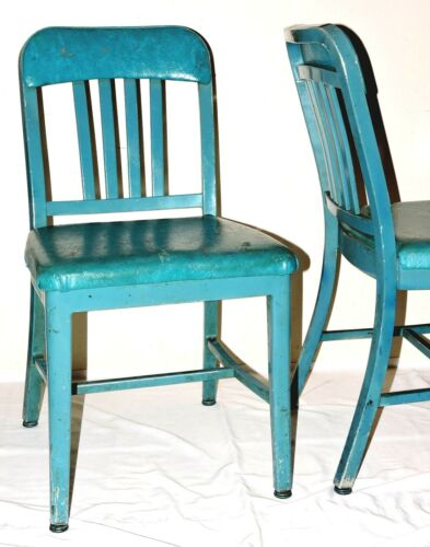 Emeco Navy Officers CHAIR, 1022, aluminum, copied by Goodform, Vintage Modern,