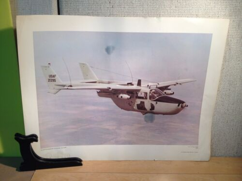 Air Force Posters 1970's  $5 each Original Period Items - 13983
