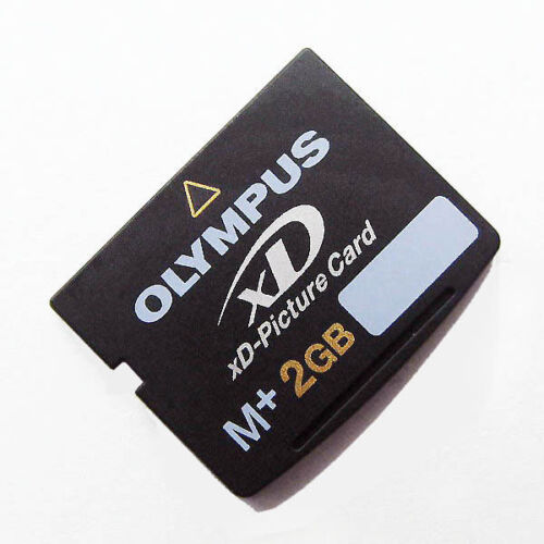 2GB XD Picture Memory Card OLYMPUS M-XD2GMP M+ Genuine Brand New